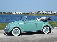 Volkswagen Beetle Typ 11 Convertible