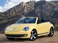 Volkswagen Beetle A5 (5C7) Convertible