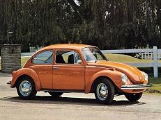 Volkswagen Beetle Typ 11 Coupe