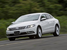 Volkswagen CC I Coupe
