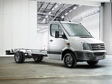 Volkswagen Crafter LT/T1N Chassis cab