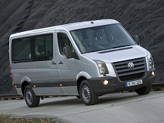 Volkswagen Crafter I Bus