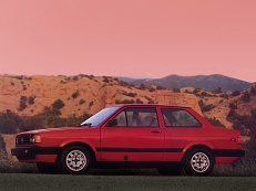 Volkswagen Fox I Coupe