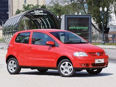 Volkswagen Fox II Hatchback