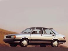 Volkswagen Fox I Limousine