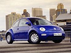 Volkswagen Beetle A4 (9C1/1C1) Hatchback