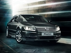 Volkswagen Phaeton I Saloon
