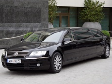 Volkswagen Phaeton I Special Design