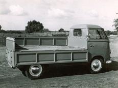 opony do Volkswagen Transporter T1 [1950 .. 1966] [EUDM] Pickup, 2d