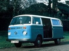 opony do Volkswagen Transporter T2 [1967 .. 1979] [EUDM] Bus, 3d