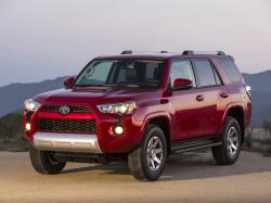 丰田 4Runner V Facelift (N280) Closed Off-Road Vehicle
