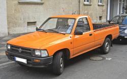 Volkswagen Taro 7A Pickup