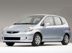 Honda Fit GD Hatchback