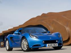 Lotus Elise wheels and tires specs icon