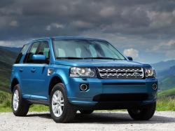 Land Rover Freelander 2 II Restyling (FA) Closed Off-Road Vehicle