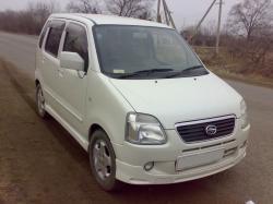 Suzuki Wagon R II MPV