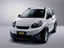 Chery IndiS wheels and tires specs icon