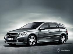 Mercedes-Benz R-Class I (W251/V251) Restyling MPV