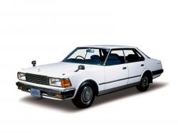 Nissan Gloria VI (430) Saloon