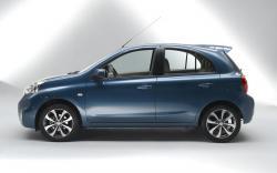 Nissan Micra IV Restailing Hatchback