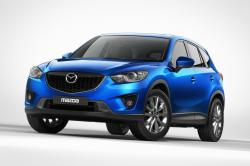 Mazda CX-5 (KE) Closed Off-Road Vehicle