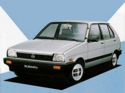 Subaru Justy KA Hatchback