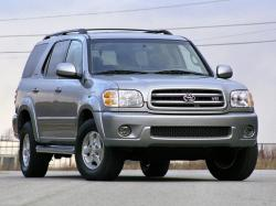 Toyota Sequoia I Closed Off-Road Vehicle