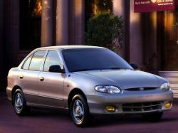 Hyundai Accent X3 Limousine