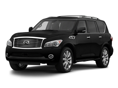 Infiniti QX56 Z62 Closed Off-Road Vehicle