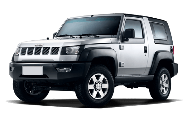 BAIC BJ40 wheels and tires specs icon