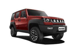 BAIC BJ40L wheels and tires specs icon