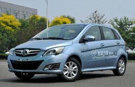 北京汽车 EV150 輪轂和輪胎參數icon