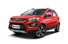BAIC X25 wheels and tires specs icon
