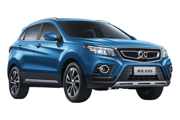 BAIC Senova X55 wheels and tires specs icon
