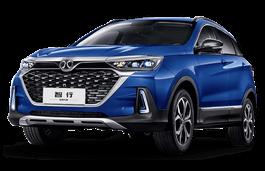 BAIC Senova Zhixing SUV