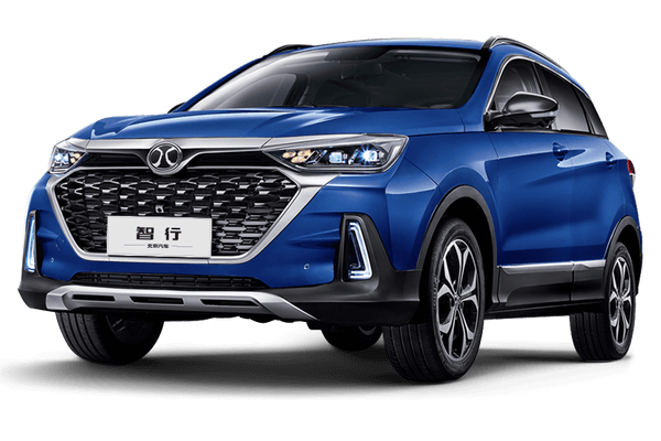 BAIC Senova Zhixing wheels and tires specs icon