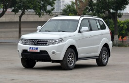 Beiqi Weiwang 007 Closed Off-Road Vehicle