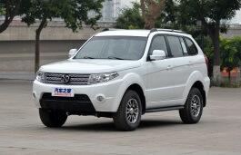 Beiqi Weiwang 007 SUV