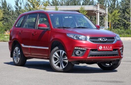Chery Tiggo 3 I Closed Off-Road Vehicle