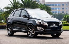 Baojun 560 wheels and tires specs icon