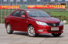 Baojun 630 wheels and tires specs icon