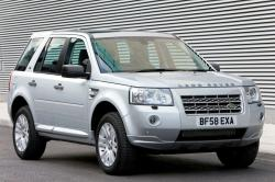 Land Rover Freelander 2 II (FA) Closed Off-Road Vehicle