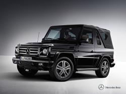 Mercedes-Benz G-Class II (W463) Restyling Open Off-Road Vehicle