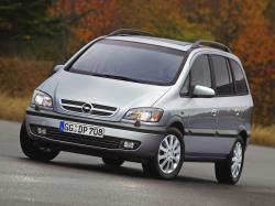 Opel Zafira A MPV