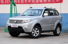 Beiqi BW007 Closed Off-Road Vehicle