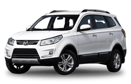 Beiqi Huansu S3 SUV