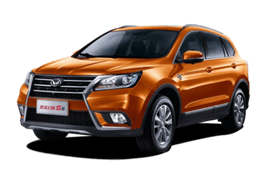 Beiqi Huansu S6 wheels and tires specs icon
