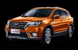 Beiqi Huansu S6 SUV