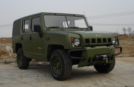 北汽 勇士 Closed Off-Road Vehicle