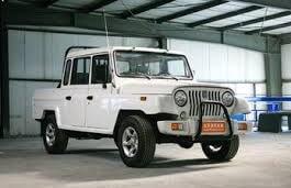 Beiqi Zhanqi Pickup Pickup